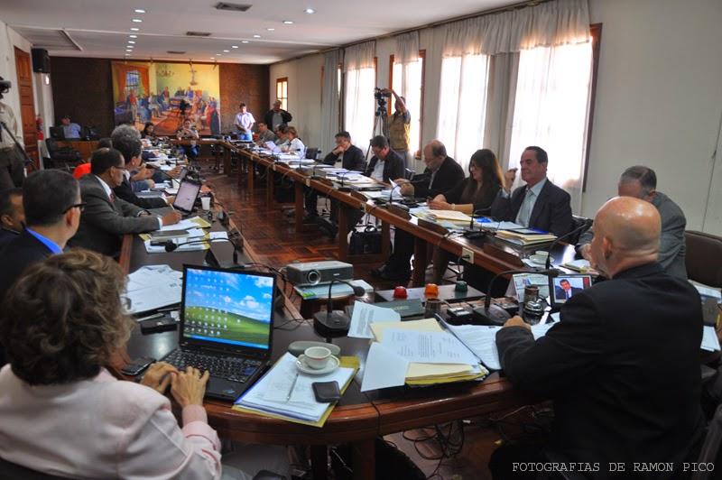 CU ULA tuvo largas discusiones sobre orígenes y destinos de recursos presupuestarios (Foto: Ramón Pico)
