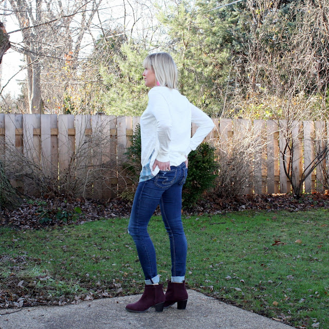 Silver Jeans Review &amp 12 Days of Giveaways - Day 10 - Doused in