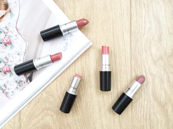 MAC Nude Lipstick