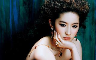 Crystal Liu Yi Fei (劉亦菲) Wallpaper HD 3