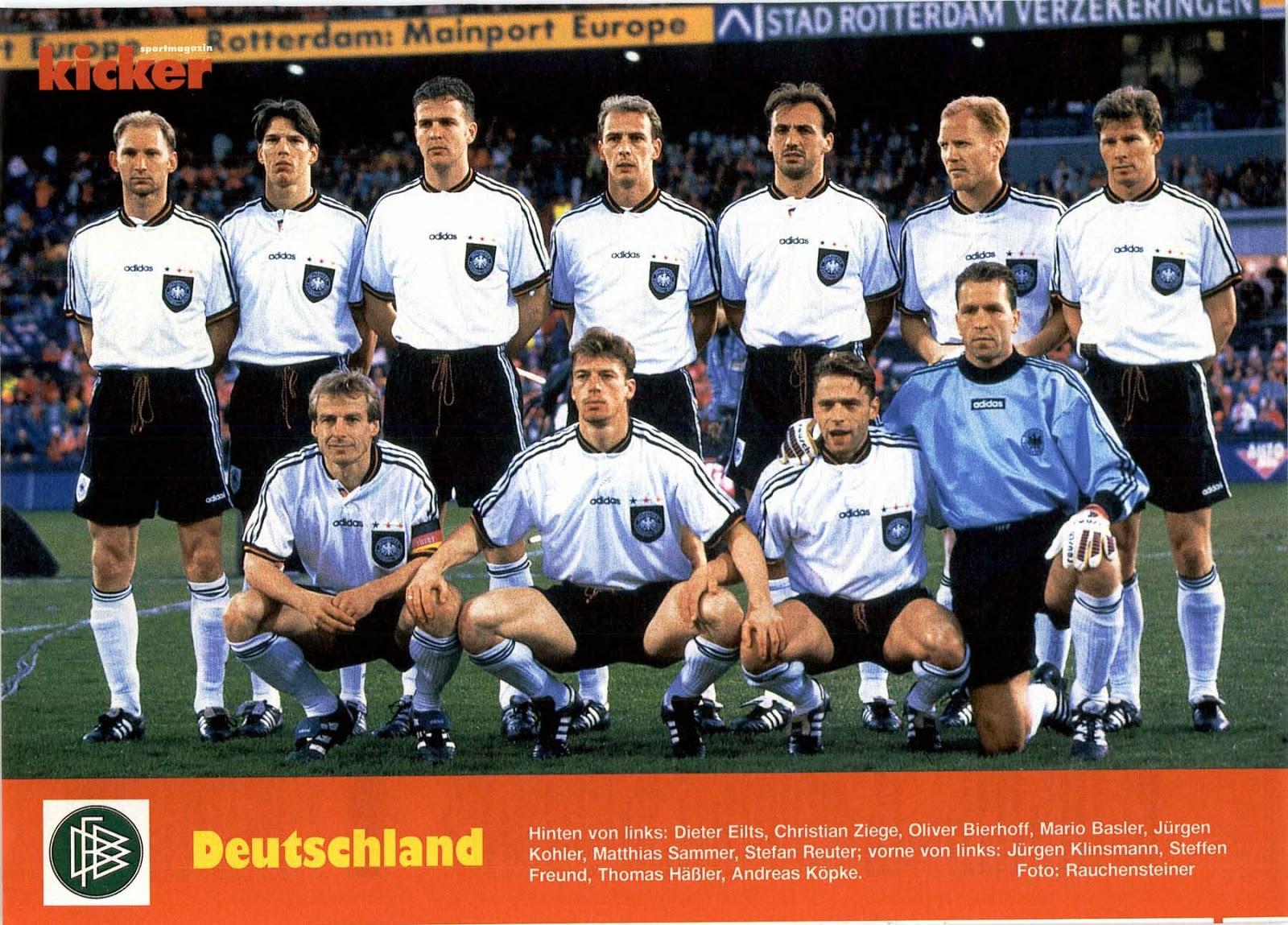 The Wolfgang - Football Olé
