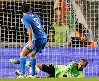 Diego Lopez en el Real Madrid - Elche