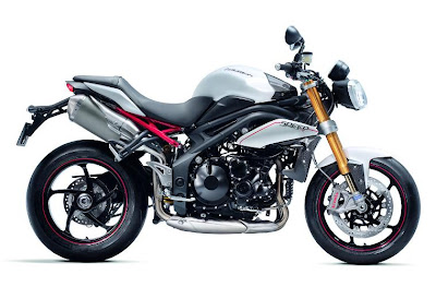 Triumph Speed Triple R (2012) Side