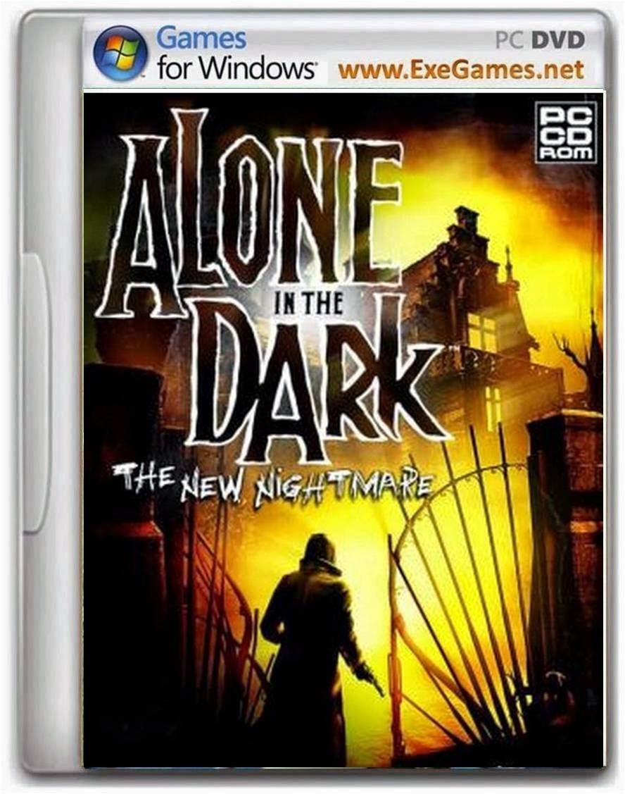 Alone In The Dark 4 The New Nightmare Game