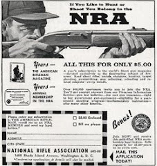 Join the NRA for $5... in 1960!