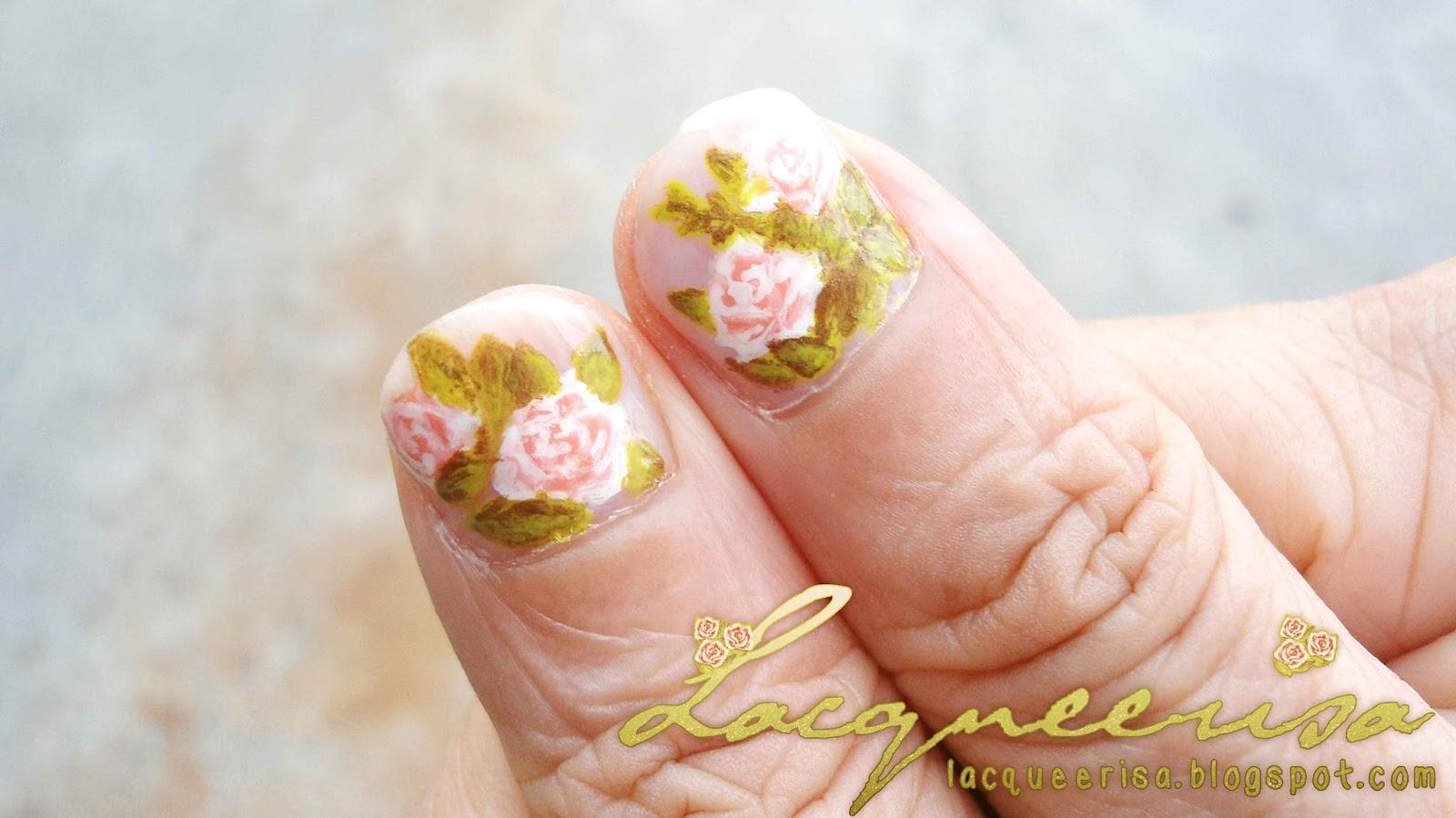 Lacqueerisa: Garden of Roses