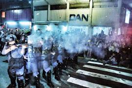 PM SP infiltrou agentes no meio dos manifestantes