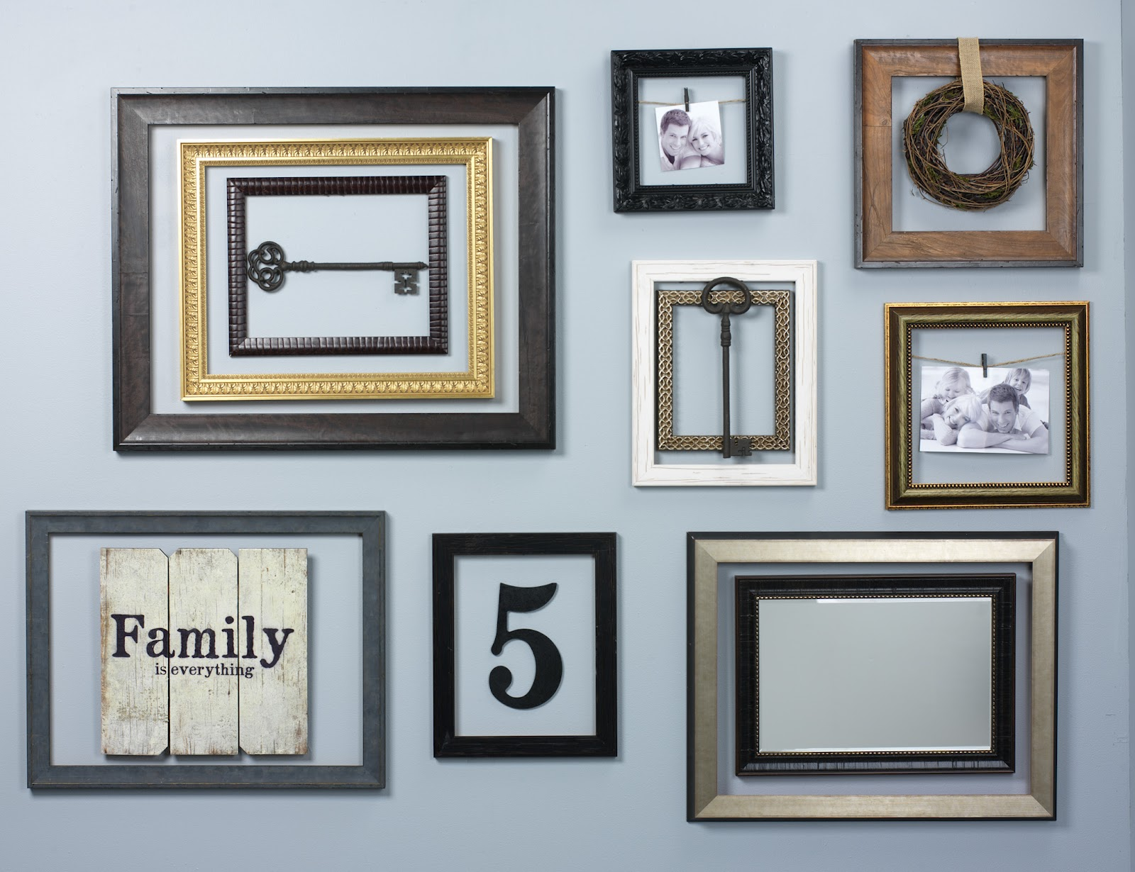 Craft warehouse blog for Decorative picture frames ideas