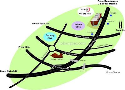 Paradigm-map