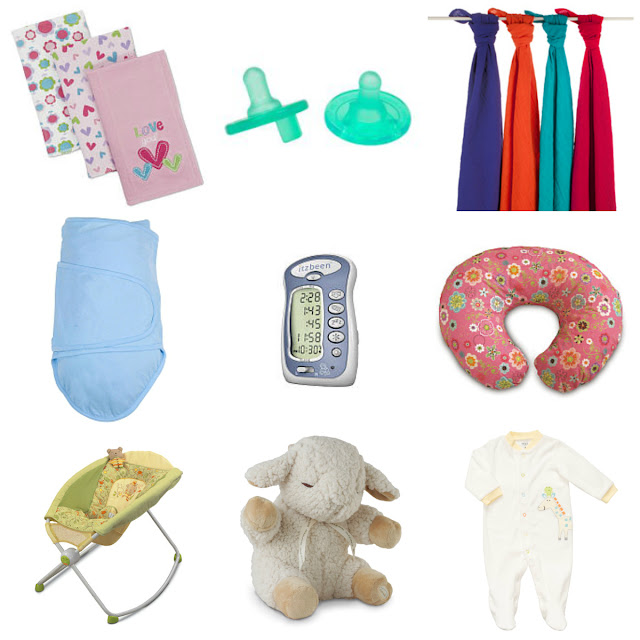 1st & 2nd Month Baby Gear Favorites