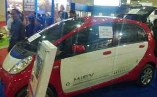 Mobil listrik MiEV