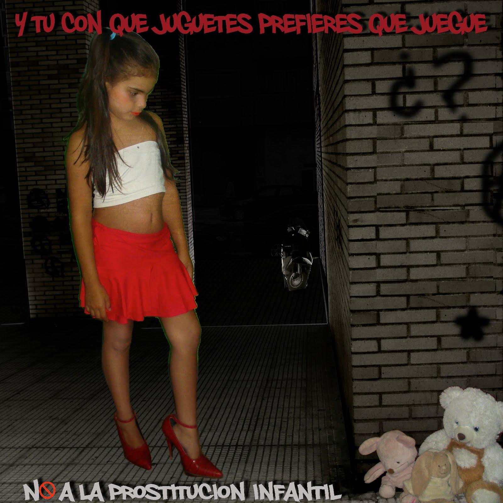 explotacion de prostitutas prostitutas niñas