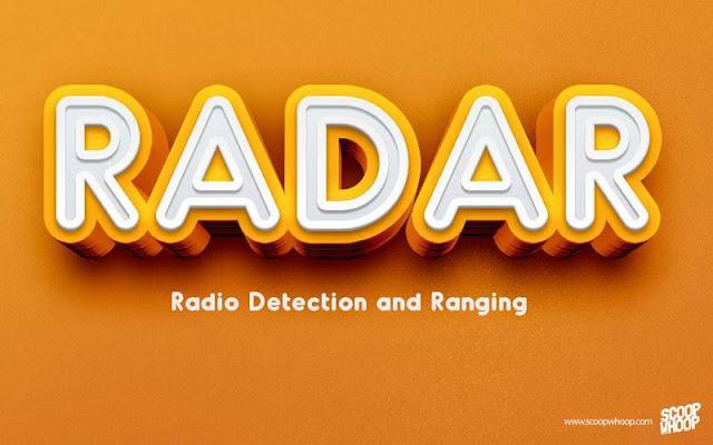 RADAR-RADIO-DETECTION-AND-RANGING