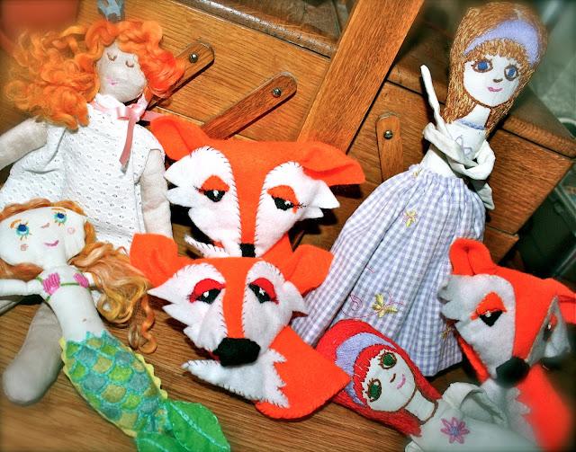Mrs Fox's Handmade