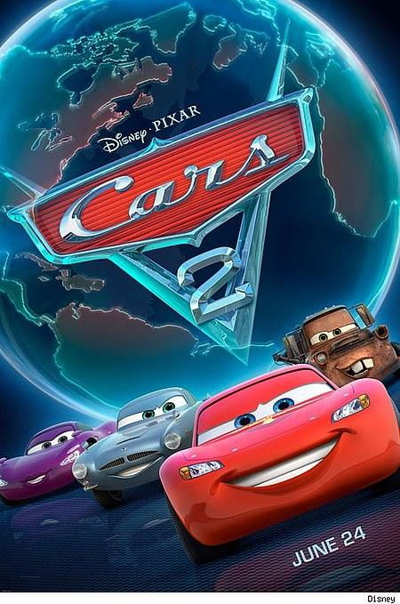 pixar cars 2 movie. Pixar#39;s 2006 movie, Cars 2