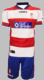 camiseta del Granada