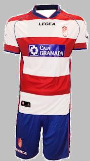 camiseta del Granada