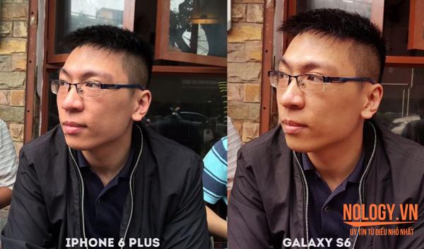 Điện thoại IPhone 6 Plus lock và Samsung Galaxy S6