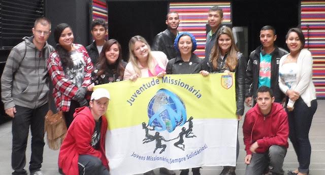 JM participa de Congresso da Juventude da Diocese de Guarulhos