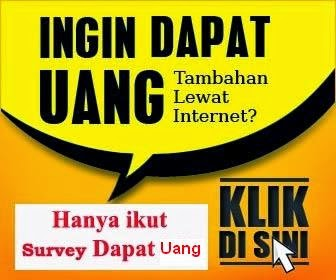 Isi Survey Dapat Uang