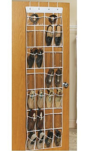 Alternatively, You Could Also Hang A Purse Organizer Or Hat Organizer On  The Back Of The Closet Door. You Could Also Hang A Towel Bar On The Back Of  The ...