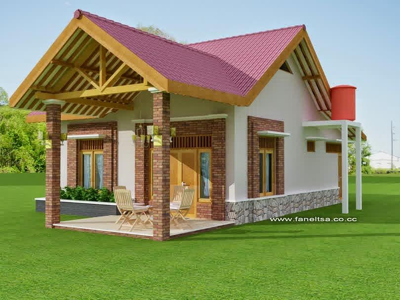 Kumpulan Gambar Rumah Sederhana Desain Rumah Minimalis Sederhana