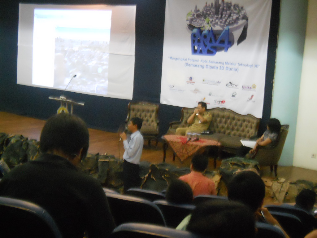 Kenalkan Semarang Lewat Peta 3D - HARIAN SEMARANG - Education