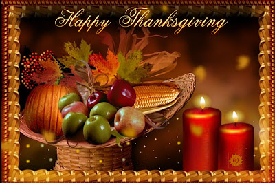 We wish you a very happy <b>Thanksgiving</b> on behalf of the Olivet New ...