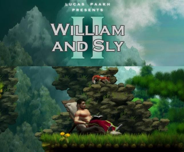 william and sly 3