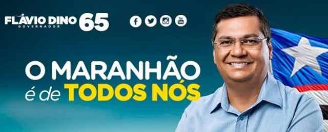 Flávio Dino na internet