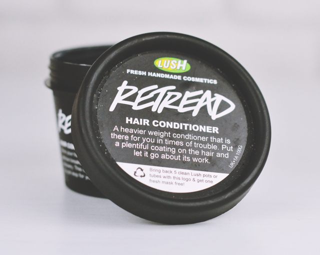 Retread Hair Conditioner review