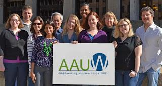 AAUW's new logo