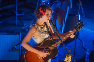 "GABY MORENO en el Club ""Blues Carichi"""