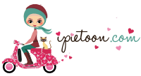 Ipietoon-Cute Blog Design