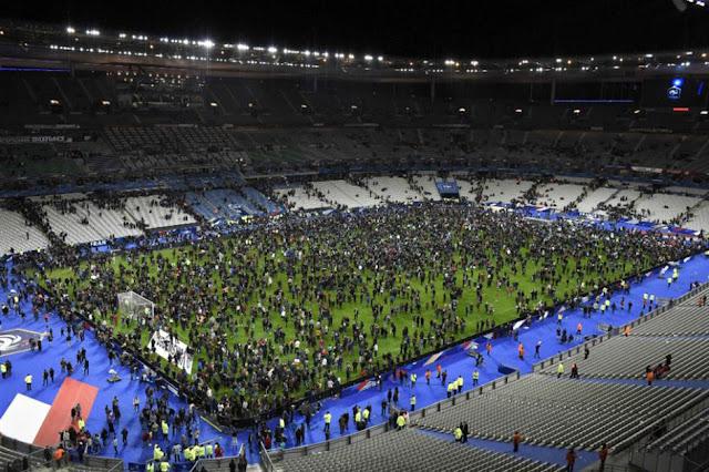 Ataques terroristas en Francia dejan al menos 126 fallecidos y casi 400 heridos