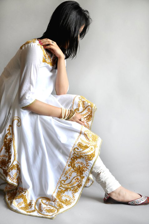 Latest Casual White Dresses for summer