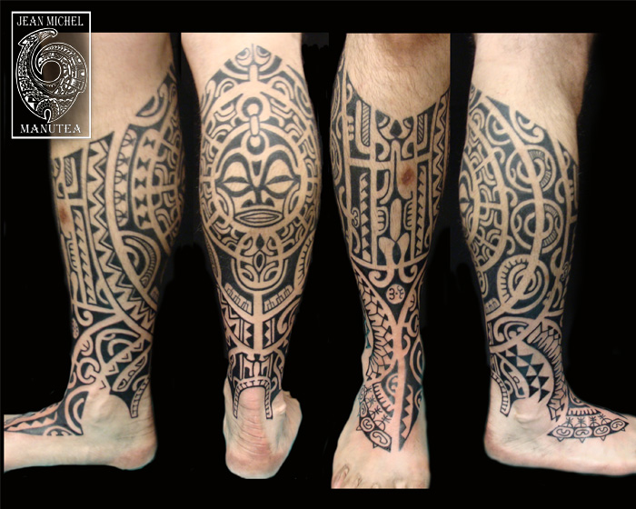 Tatouage Polynesien Polynesian Tattoo Polynesian Tattoos