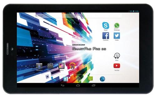 Nuovo tablet kitkat di Mediacom da 8 pollici
