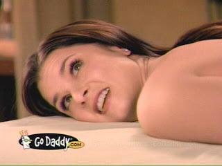 Danica Patrick Go Daddy Hot Spa  Superbowl