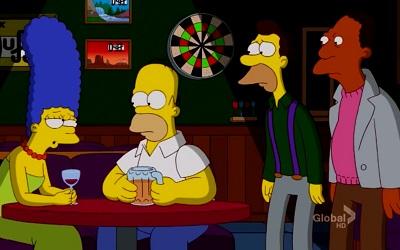 Los Simpsons 24x03: Aventuras en la búsqueda de un bebé - Español Latino - Online