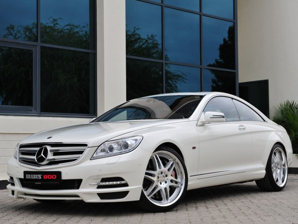 Brabus Mercedes-Benz CL 800 Coupe