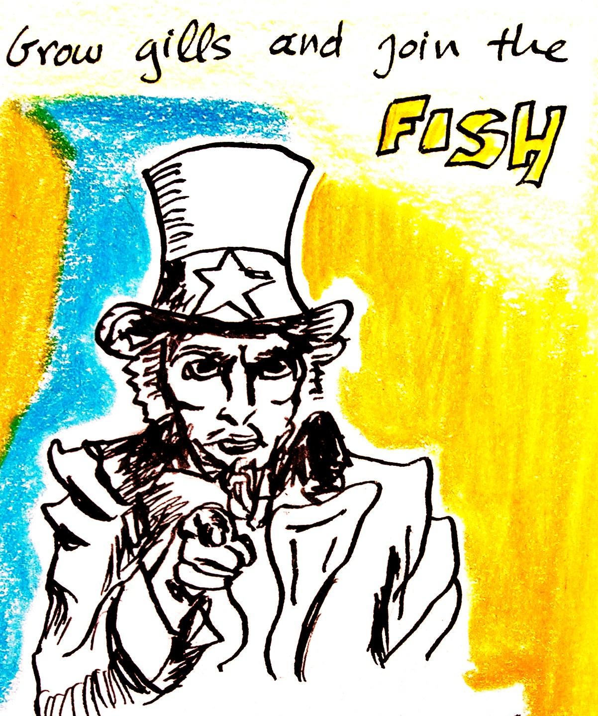 Hyperoptic sarcastic der graalis der archetypen der for Canned fish assholes