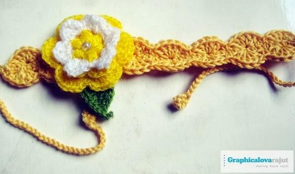 Bando Bayi Crochet She Nisa