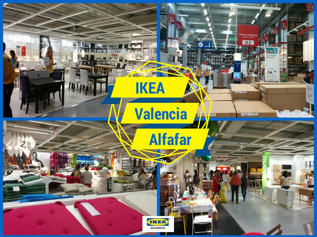 IKEA Valencia Alfafar tienda, la segunda más grande de Europa