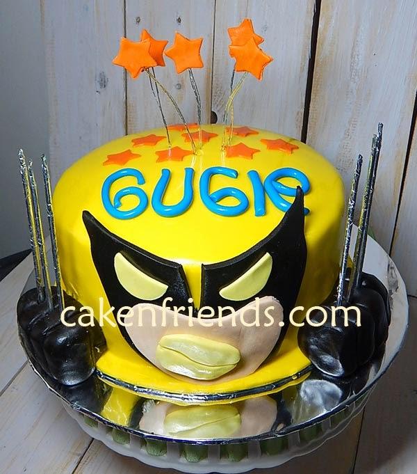 Vin\'s Cakes - Birthday Cake & Cupcake - Wedding Cupcake - Bandung ...