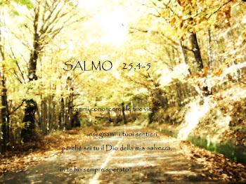 SALMO 25,4-5