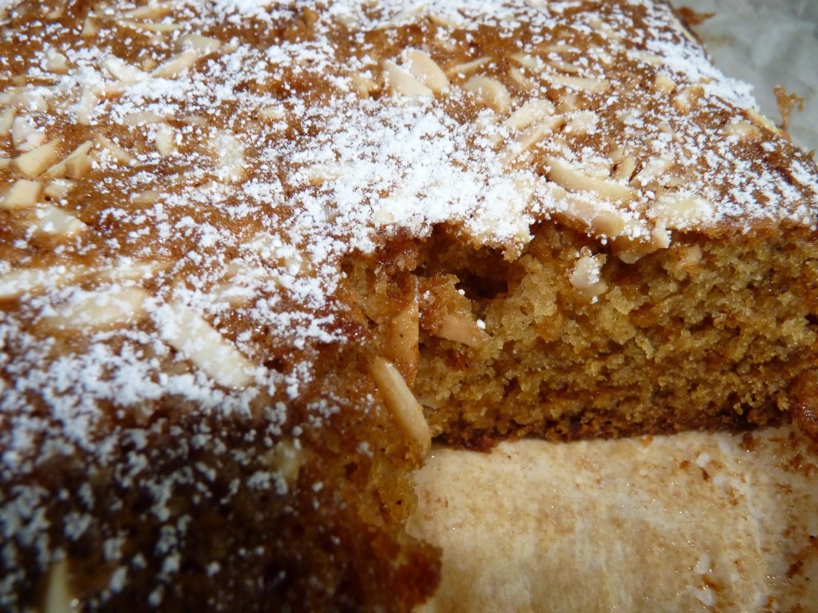 Ciasto z dyni a la piernik