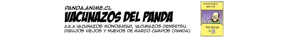 Pandacious: Vacunazos del Panda