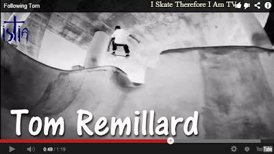 Tom Remillard, Washington Street, Skateboarding Video