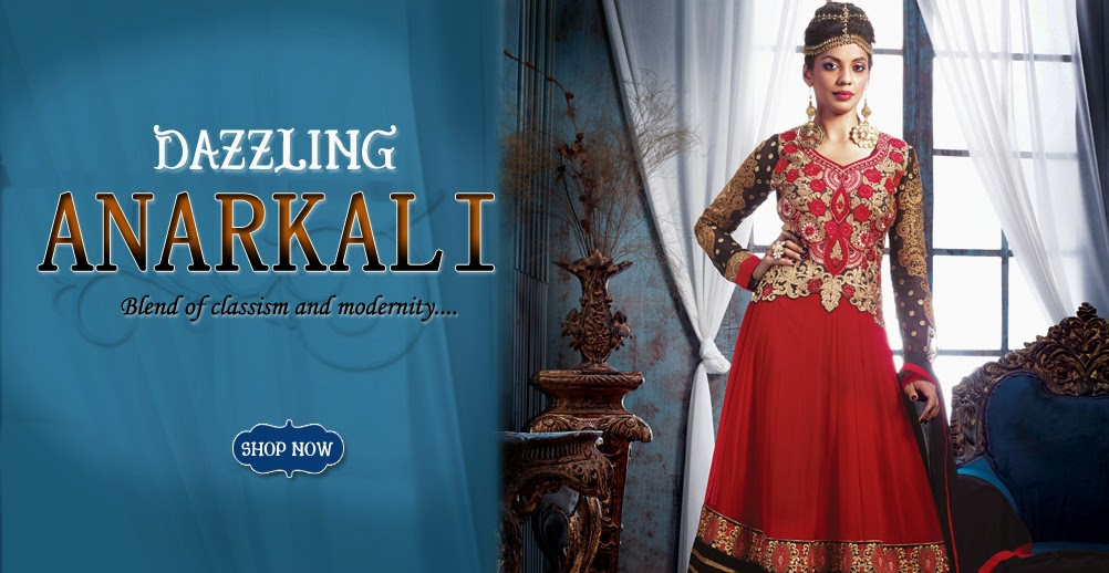 Era of Anarkali Designs